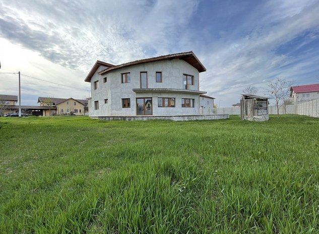 Proprietar vand casa P+1 Via Carmina Arad - imaginea 1