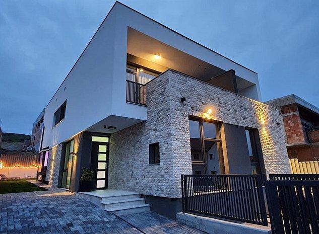Vand casa cu CF, utilata si mobilata, totul nou, nelocuita, zona Voronet - Iris - imaginea 1