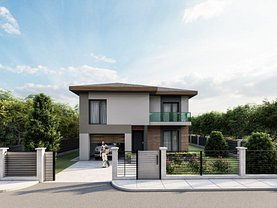 Casa de vânzare 5 camere, în Baciu