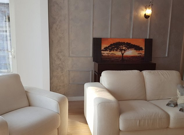 2 camere - Apartament de inchiriat complex rezidential exclusivist Ambiance - imaginea 1