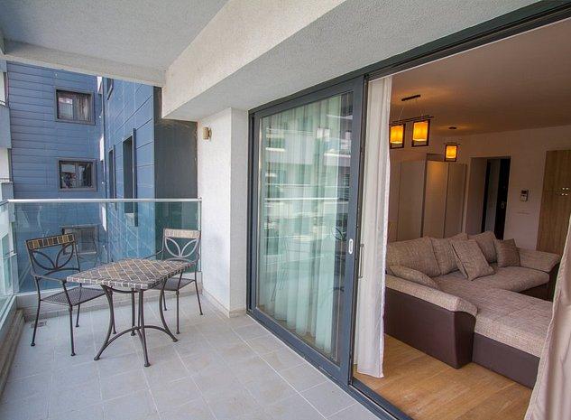 Apartament NOU, MODERN - 2 camere, spatios, mobilat complet - ZONA DE EXCEPTIE - imaginea 1