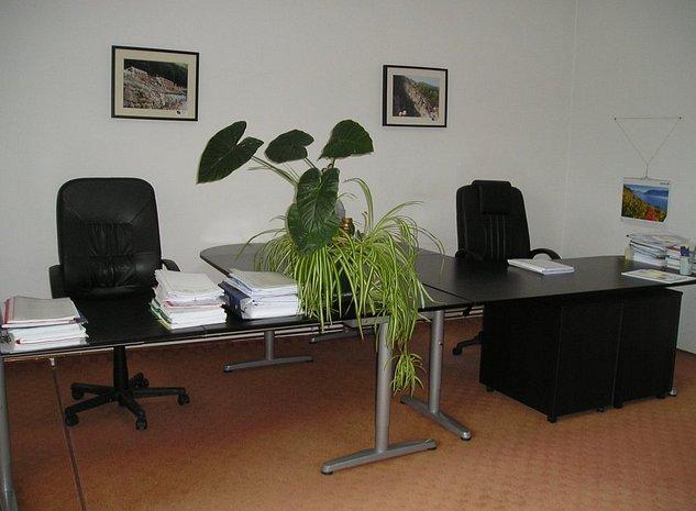 de inchiriat spatiu birouri, nerezidential,4 cam,125mp,zona Calea Dumbravii - imaginea 1