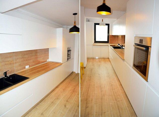 Apartament 2 camere mobilat, etaj 4 din 6, + boxa, bloc nou 2017, zona centrala - imaginea 1
