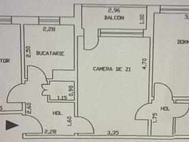 Apartament de vânzare 3 camere, în Braila, zona Scolilor