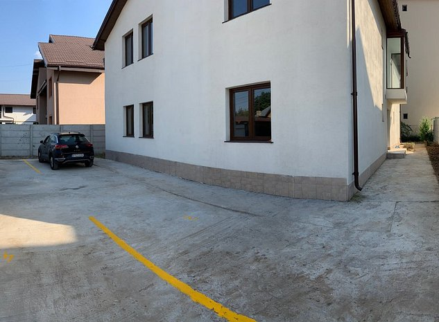 Apartament 3 Camere 2 bai Nou Chiajna Rosu, Loc Parcare, Doar 2 apt ramase - imaginea 1