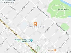 Apartament de vânzare 3 camere în Alexandria, 1 Mai