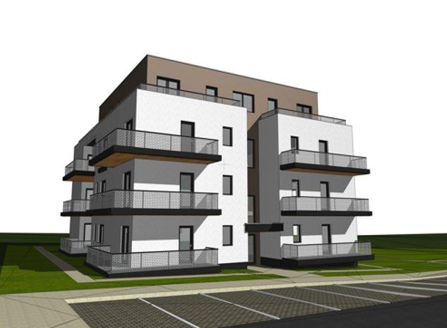 Apartament cu 4 camere de vanzare! - imaginea 1