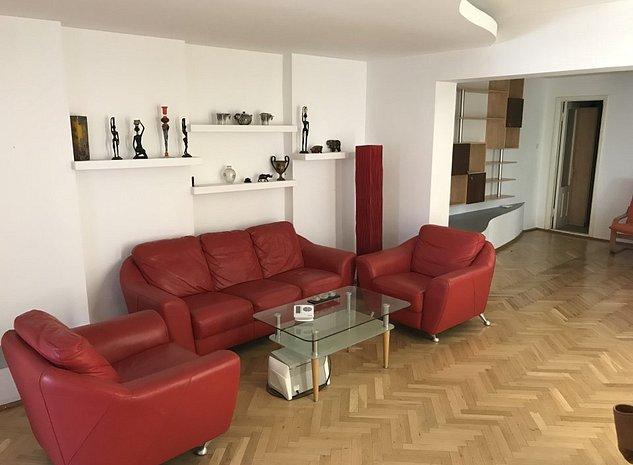 Apartament Superb 109 mp, in vila, Foisorul de Foc, Zece Mese - imaginea 1