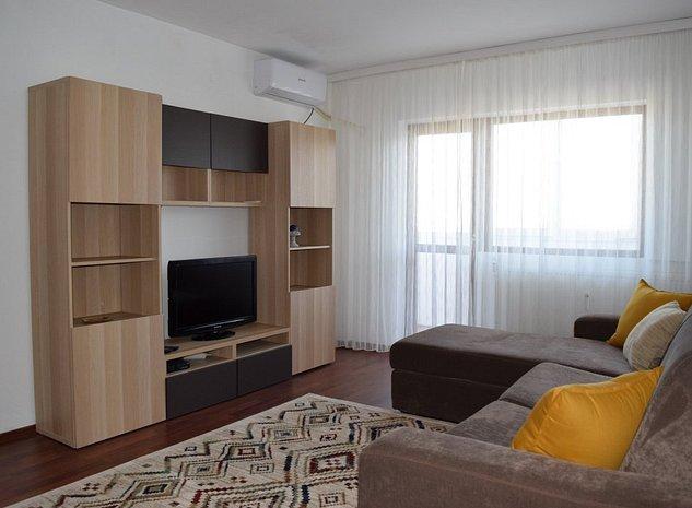Proprietar, închiriez apartament 3 camere Parcul Circului-Lacul Tei - imaginea 1