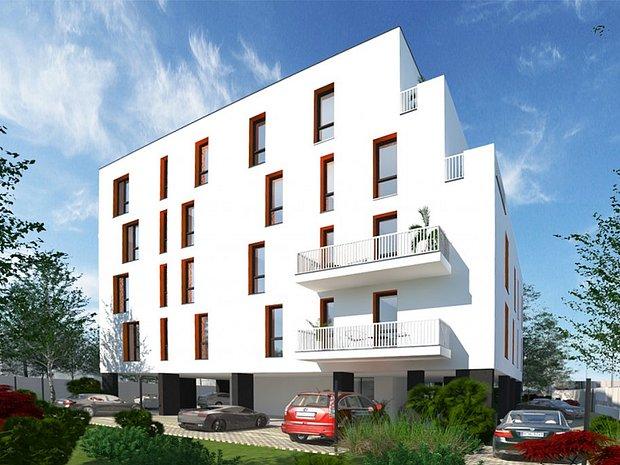 Apartamente cu doua camere in zona Paladi - imaginea 1