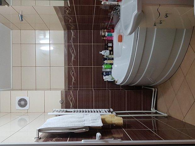 Apartament 3 camere decomandat, zona Cora Bratianu, centrala gaze, 75 mp util, c - imaginea 2