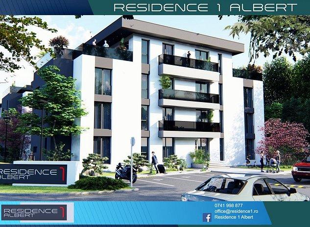 Apartament in cartier exclusivist - imaginea 1