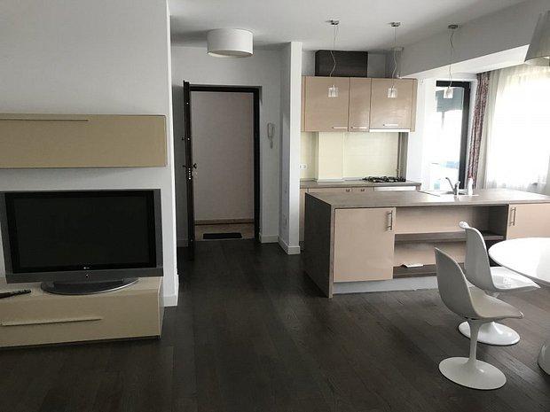 Apartament cu 3 camere bloc nou Elegant - inchiriat in zona Dorobanti - lux - imaginea 1