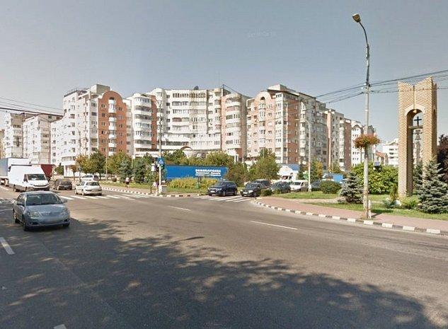 Priveliste deosebita,bloc Nistru/Obcini,59 mp + balcon 8.8 mp, 2 camere Suceava - imaginea 1