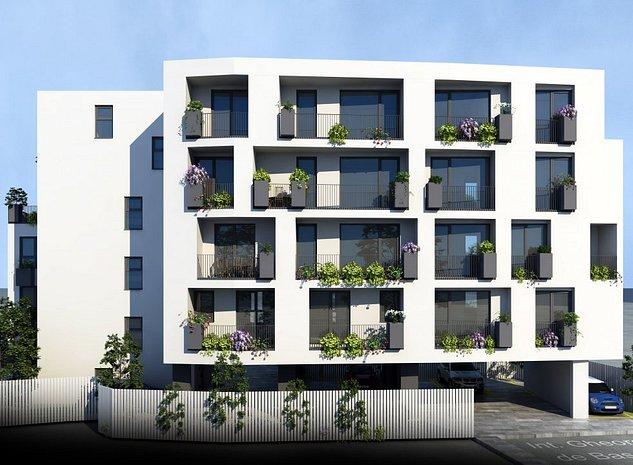 Ultimul apartament disponibil in imobil nou tip boutique, zona Mosilor - imaginea 1