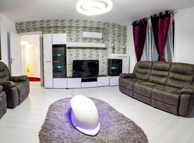 Inchiriere apartament 2 camere Complex Rezidential Ambasad'Or Home-Otopeni - imaginea 1