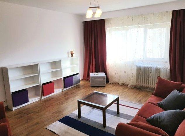 3 camere decomandat, utilat si mobilat, Parcul Sebastian - imaginea 1