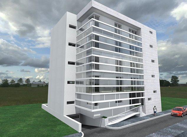 Apartamente 3, 2 camere si garsoniere in bloc P+4 finalizare 2020 piata Domenii - imaginea 1
