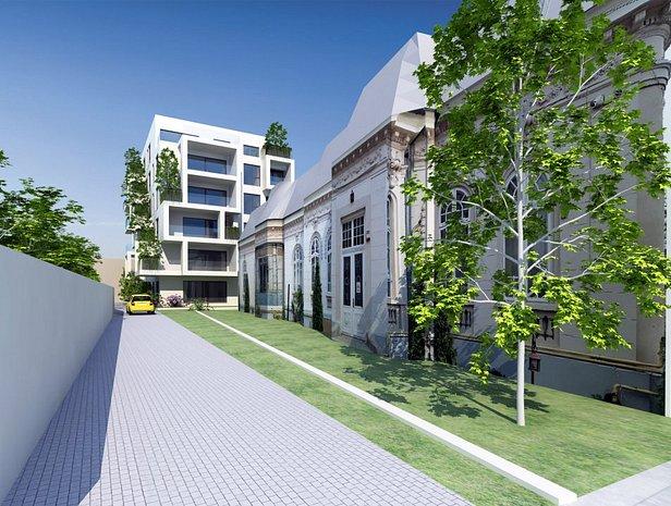 Apartamente noi in proiect tip boutique ultracentral Calea Calarasilor Residence - imaginea 1