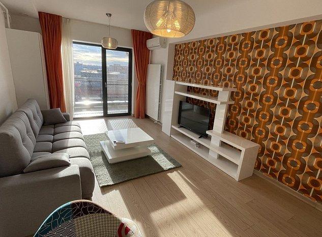 Apartament nou în MetroCity Academiei + Parcare - 13 Septembrie/Panduri - imaginea 1