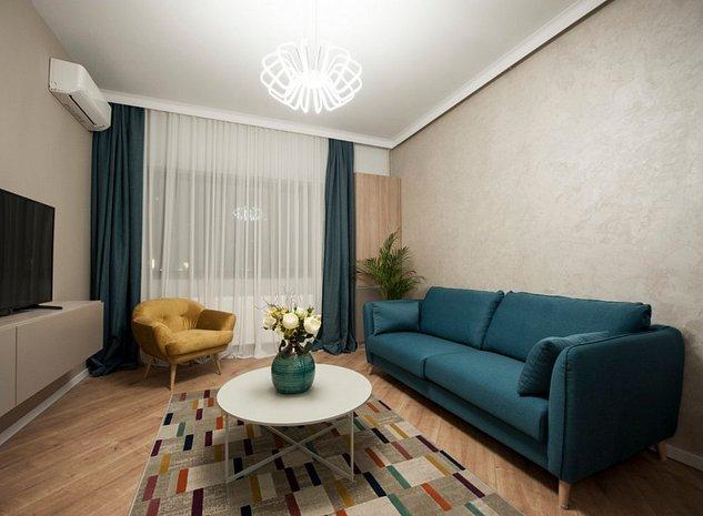 Vanzare apartament intr-un ansamblu rezidential - imaginea 1