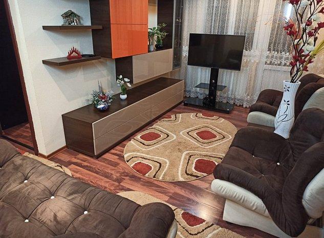 Apartament 3 camere mobilat, centrala termica, apa separat,cadastru intab, N-uri - imaginea 1