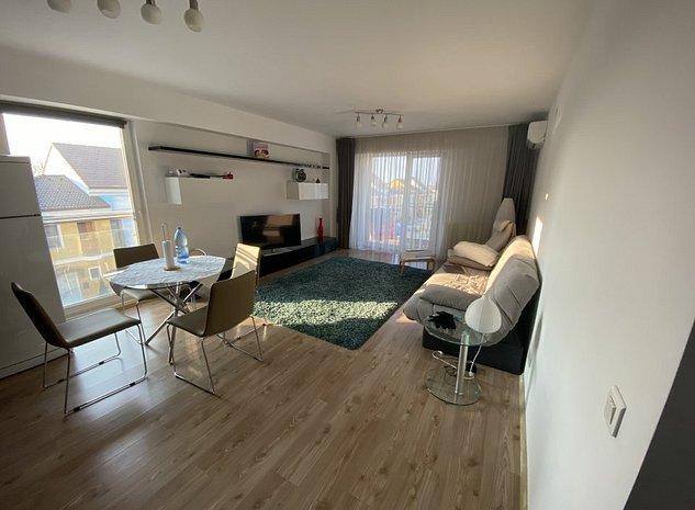 Apartament 2 camere Airport Residences complet mobilat si utilat - PROPRIETAR - imaginea 1