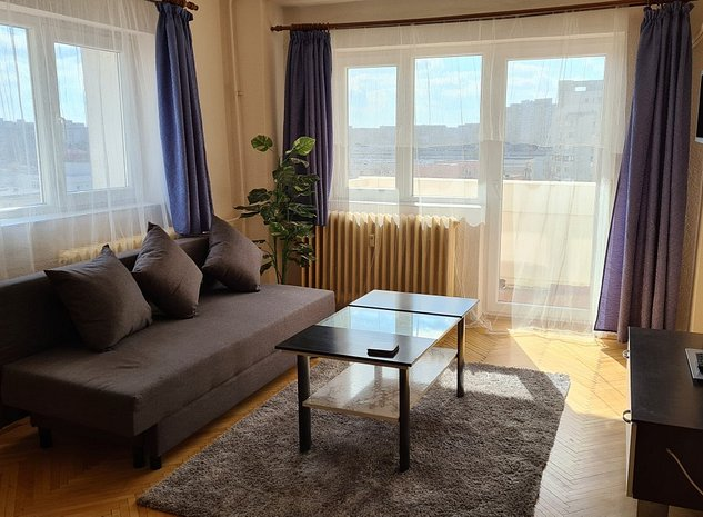 Apartament luminos, 3 camere, Blvd. Decebal - imaginea 1