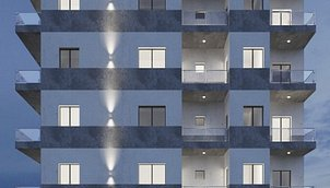 Apartamente Mamaia-Sat, Nord
