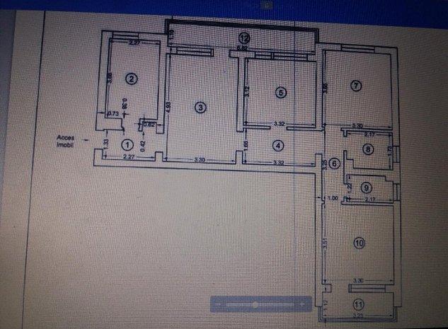 Proprietar, 4 camere + loc parcare, Tomis Nord - imaginea 1