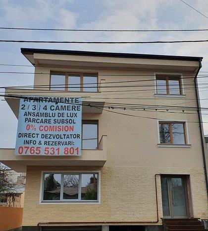 Apartamente 2-3-4 camere Bloc Nou 2020 Finisaje la Alegere Zona Damaroaia Jiului - imaginea 1