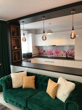 Apartament bloc nou 2 camere lux+parcare la prima inchiriere TheOffice/BRD - imaginea 1