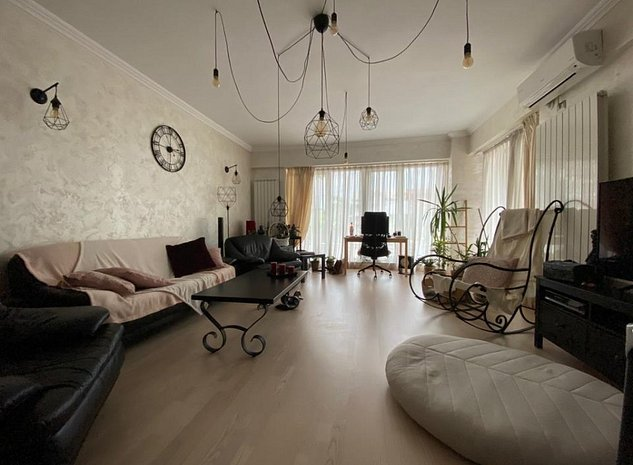 Apartament + Garaj + Terasa I Metrou Jiului - imaginea 1