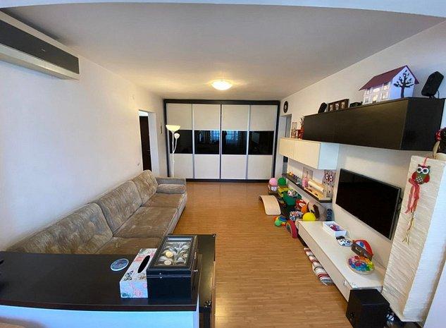 Vand Apartament 2 Camere semidecomandat complet mobilat si utilat - imaginea 1