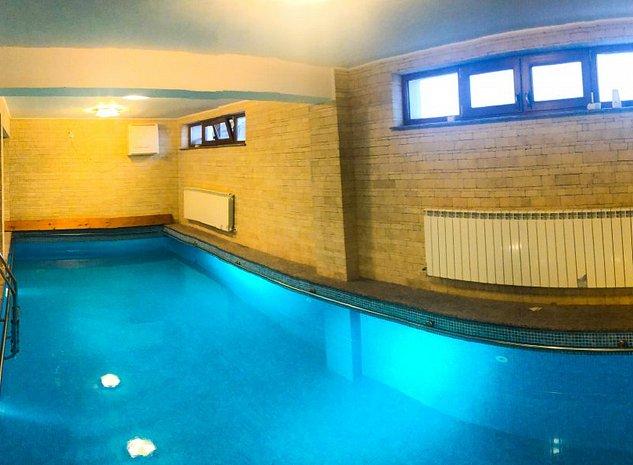 Ap.200 mp,4cam,piscina interioară,180 mp zona agrement(inclusă in preţ) - imaginea 1