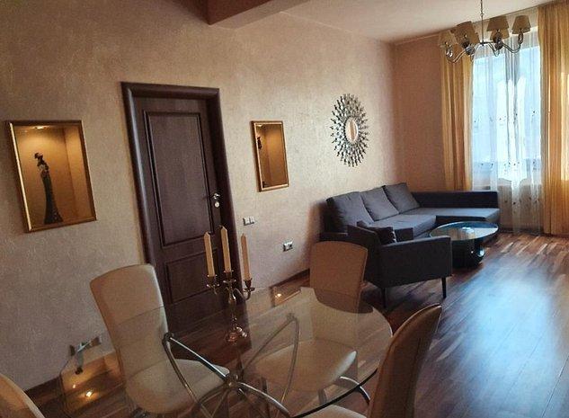 Apartament 3 camere, mobilat utilat premium - imaginea 1