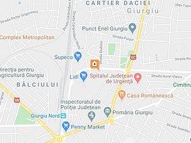 Apartament de vânzare 3 camere în Giurgiu, Central