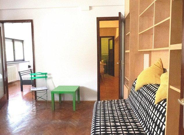 Apartament 3 camere, situat central, Bd. Carol 1 - imaginea 1