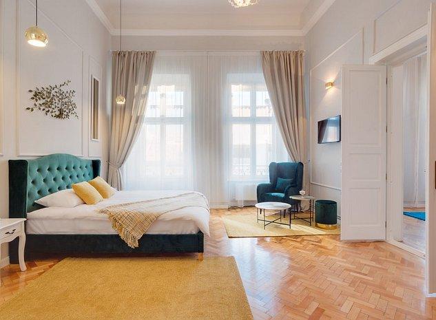 Vand apartament de lux pe Blvd. Eroilor, 4 camere, 121 mp, ultrafinisat! - imaginea 1