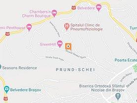 Garsonieră de vânzare în Brasov, Drumul Poienii
