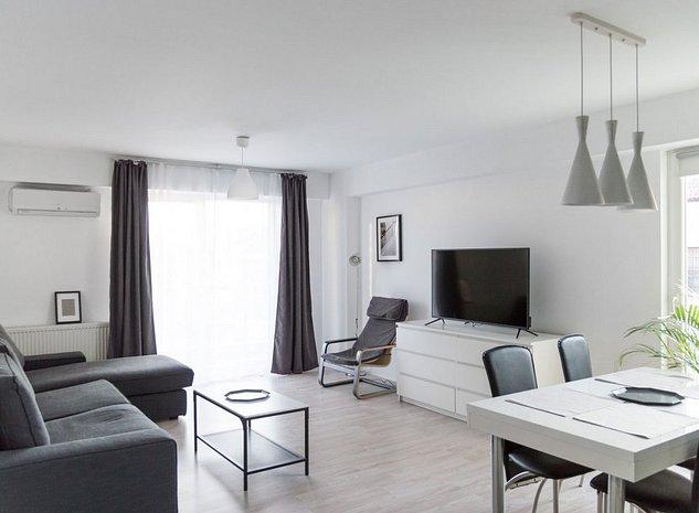 Apartament 2 Camere | Airport Residences | Luminos | Piscina - imaginea 1
