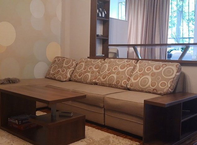 Apartament renovat, 3 camere parter, 3 min. Metrou Obor - imaginea 1