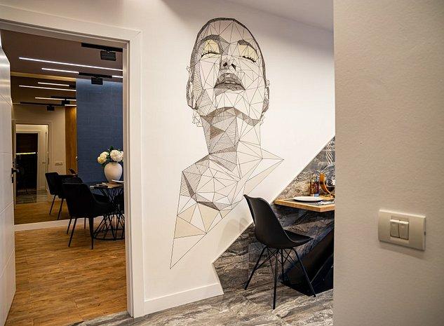 Morrigan Residence-Apartament LUX, linii de design celtice, parcare, totul nou - imaginea 1