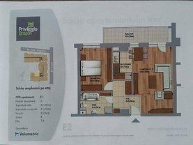 Apartament de vânzare 2 camere, în Braşov, zona Vlahuţă