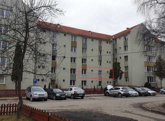 Apartament cu 4 camere, la etajul 1, în Miercurea Ciuc, pe Aleea Ciocarliei - imaginea 1