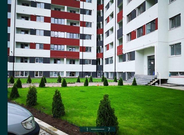 Garsoniere proprietar Militari Residence, complex Avangarde City - imaginea 1