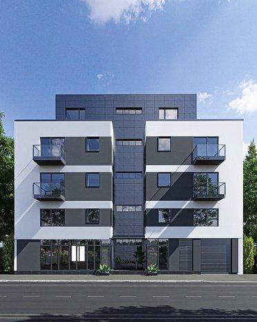 Dezvoltator imobiliar vand apartamente cu  2 si 3 camere Zona Centrala Cluj - imaginea 1