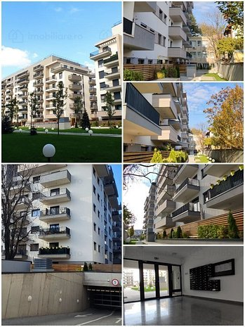 Apartament nou | 3 cam | Arcadia Domenii Sector 1 | mobilat utilat | comision 0% - imaginea 1