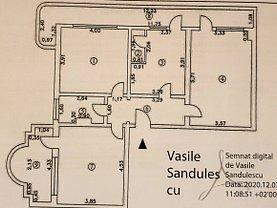 Apartament de vânzare 3 camere, în Brăila, zona Ultracentral