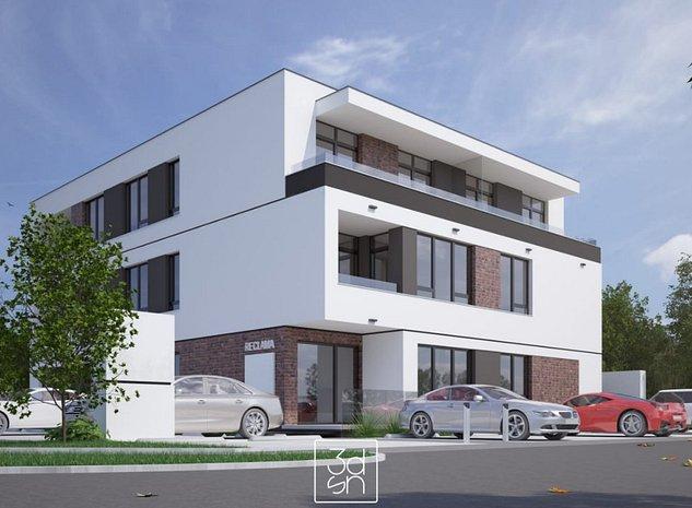 Apartamente moderne de 2, 3 camere si Homeoffice, direct de la dezvoltator - imaginea 1